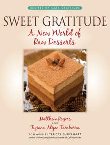 Sweet Gratitude cover